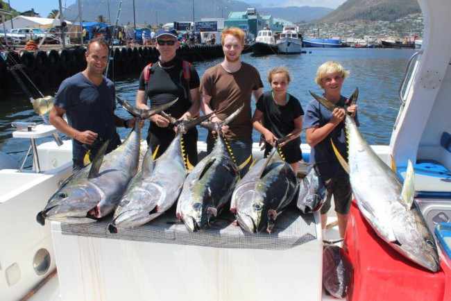 Hooked on Africa Fishing Charters - Fishing