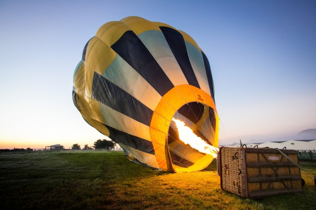 Sun Catchers Hot-Air Ballooning