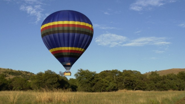 Hot-Air Ballooning SA - Gauteng Flights