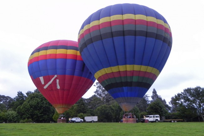 Hot-Air Ballooning SA - KwaZulu-Natal
