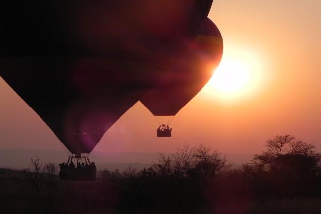 Hot Air Ballooning SA - Northern Cape Flights