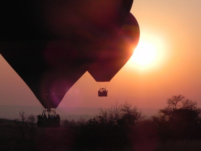 Hot-Air Ballooning SA - Free State