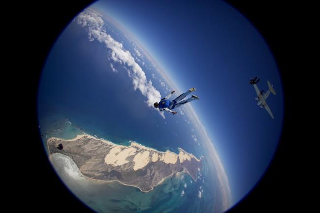 Icarus Skydiving School - Skydiving Courses
