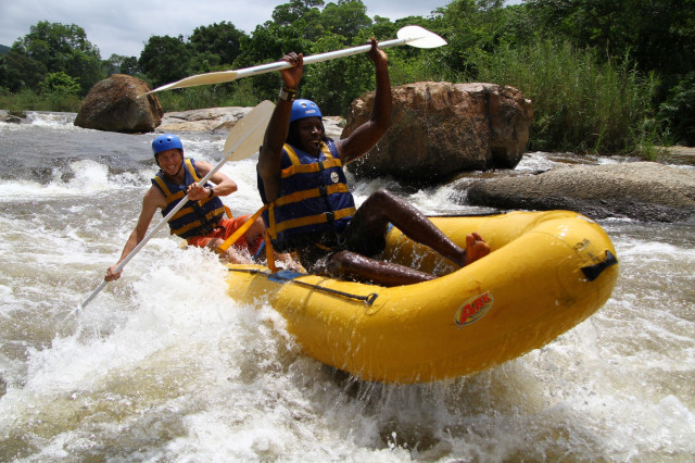 Induna Adventures - River Rafting