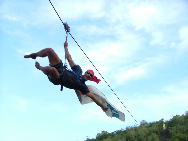 Induna Adventures - Zip Line