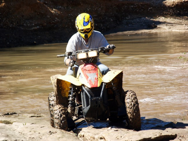 Induna Adventures - Quad Biking