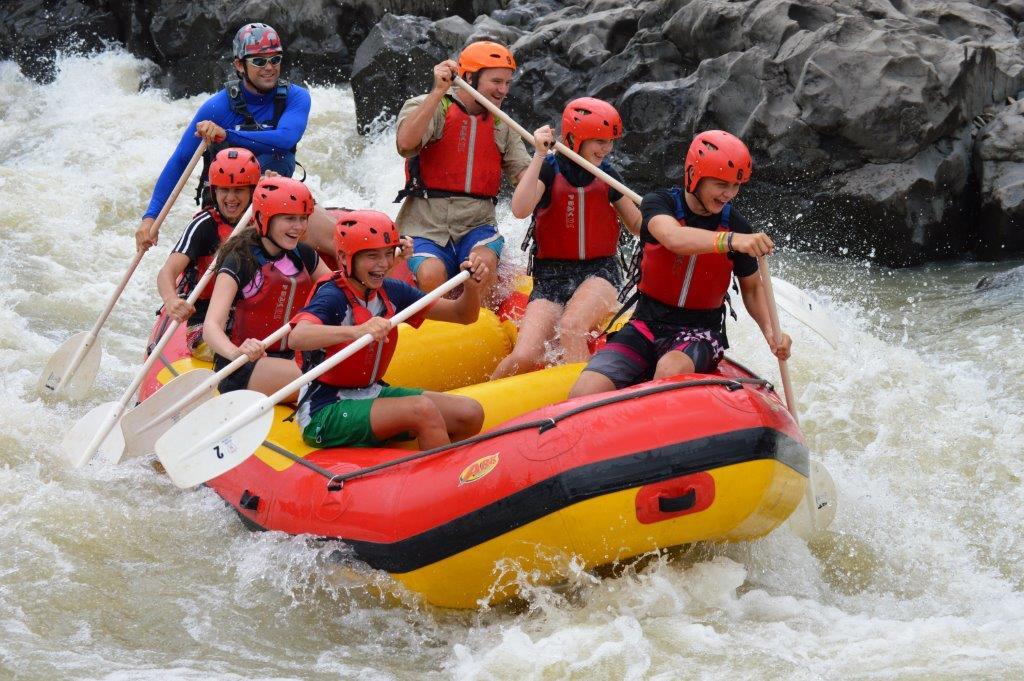 Itchyfeet SA – River Rafting