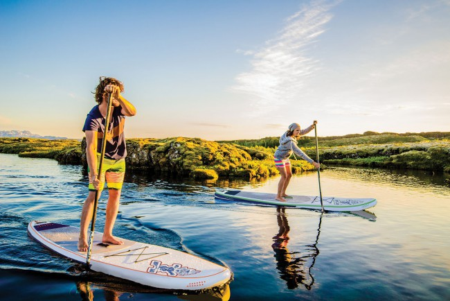 J Bay Wind - Stand Up Paddling