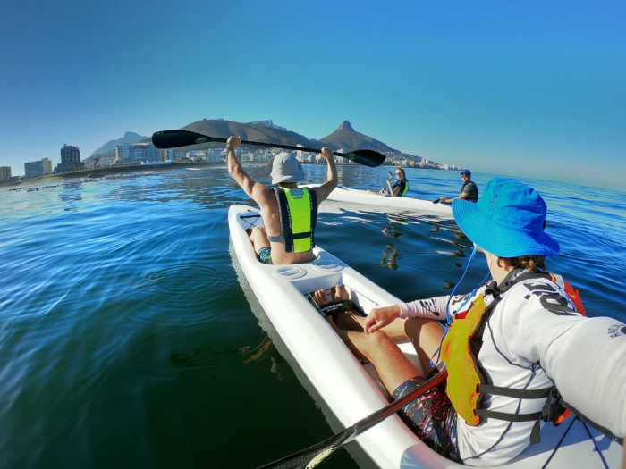 Kayaking - The Best Cape Town Adventures