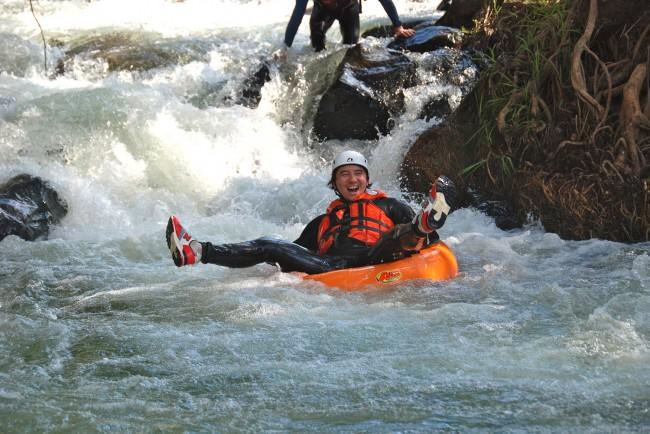Kestell Adventures - Tubing