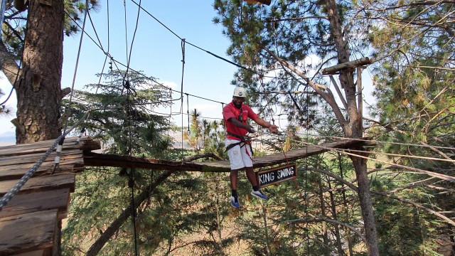King Swing Drakensberg - Family Adventures