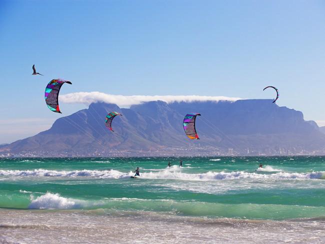 Kiteboarding Cape Town - Kiteboarding