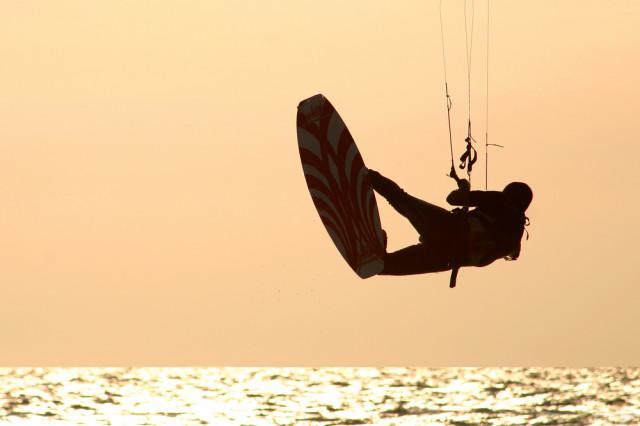 Surfers Ballito Bay