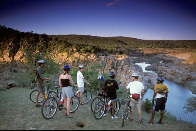 Kruger National Park - Mountain Bike Trails