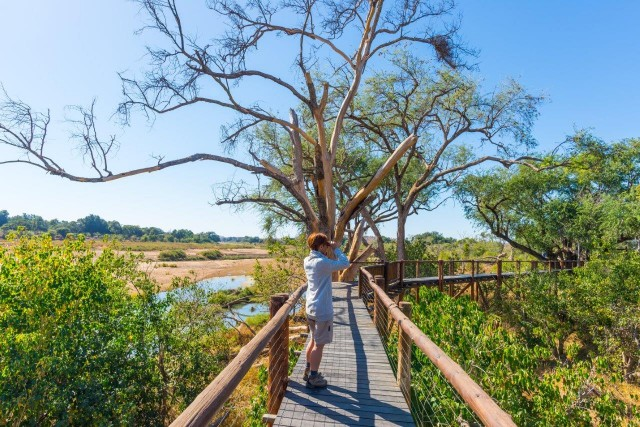 Kruger National Park - Backpacking Trails