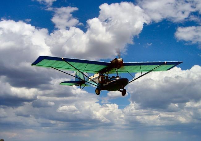 Microlight Light Sport Pilot Licence Hoedspruit