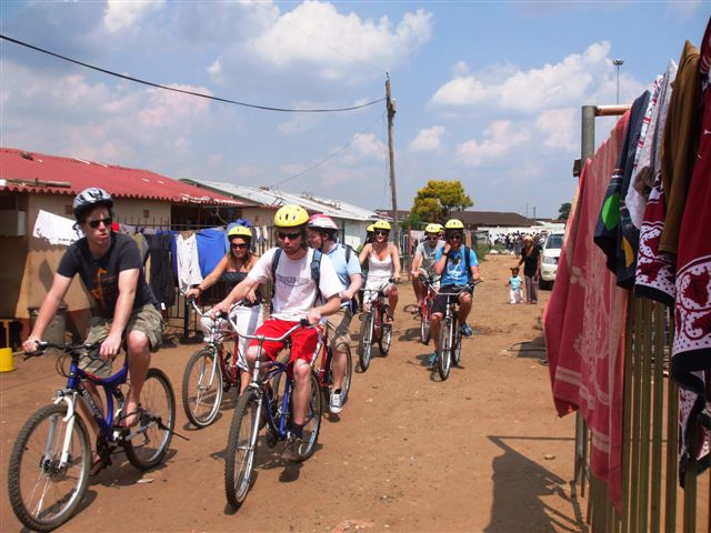 Lebo's Soweto Backpackers and Bicycle Tour