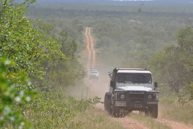 Kruger National Park - Lebombo 4x4 Eco Trail