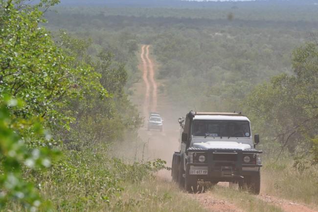Kruger National Park - Lebombo 4x4 Eco Trail
