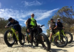 Fatbike Tours in Elgin