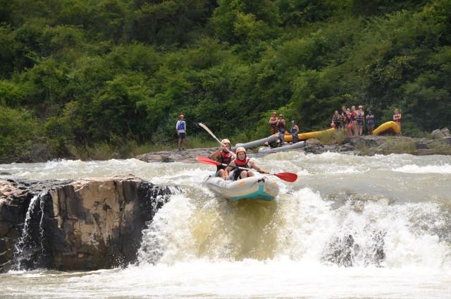 Liquid Adventures - River Rafting