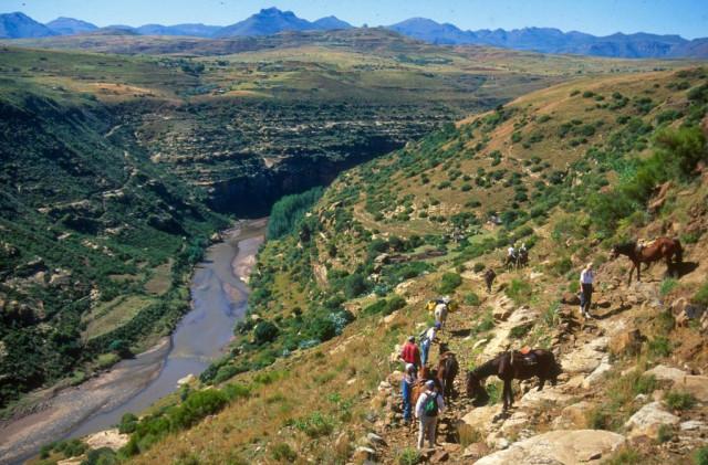 6 day Lesotho Pony Trekking Adventure