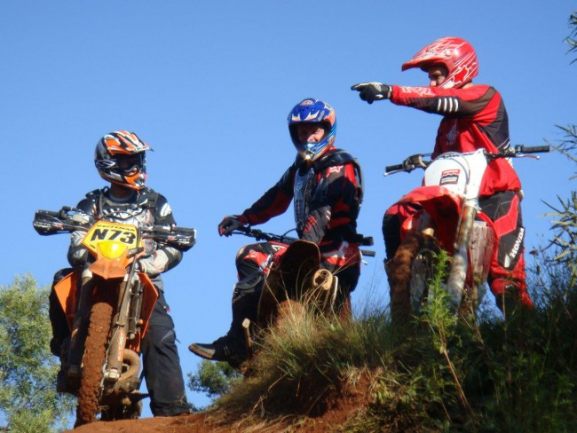 Motorcycle Off-Road Training in South Africa