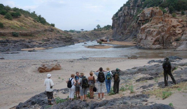 Kruger National Park - Slackpacking