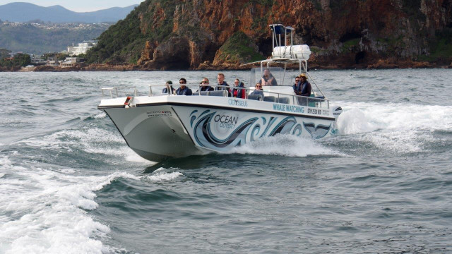 Ocean Odyssey - Knysna Boat Trips