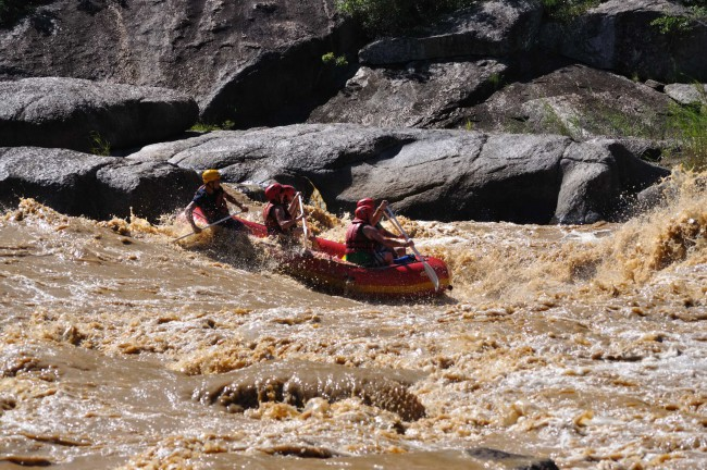 Wild Five Adventures - River Rafting