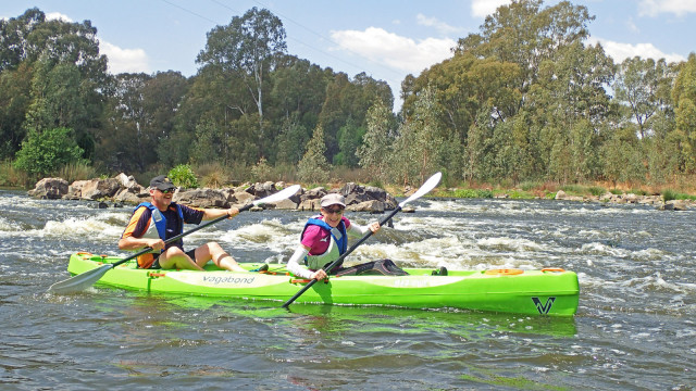 Paddle with Us - River Rafting