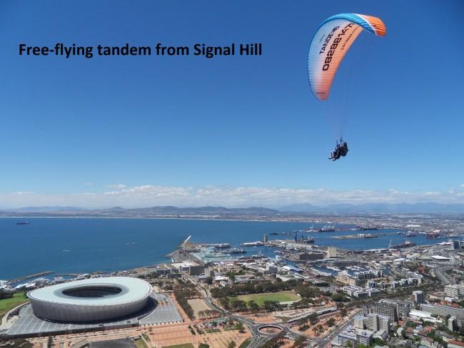 Parapax Tandem Paragliding