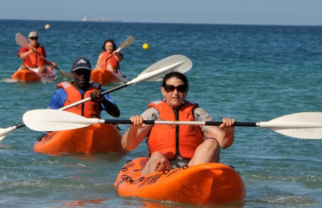 Pro Dive - Kayaking