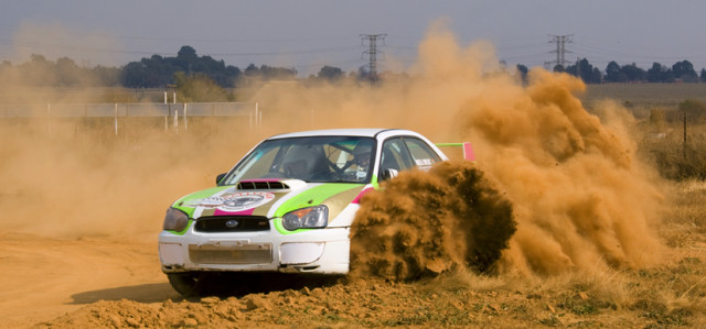 Rally Driving Sessions in Gauteng, South Africa