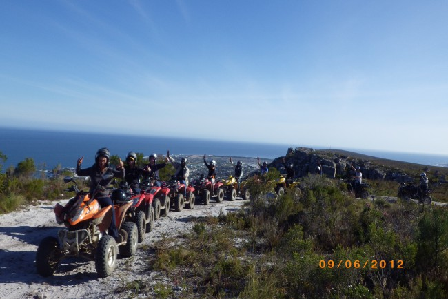 SA Forest Adventures - Quad Biking