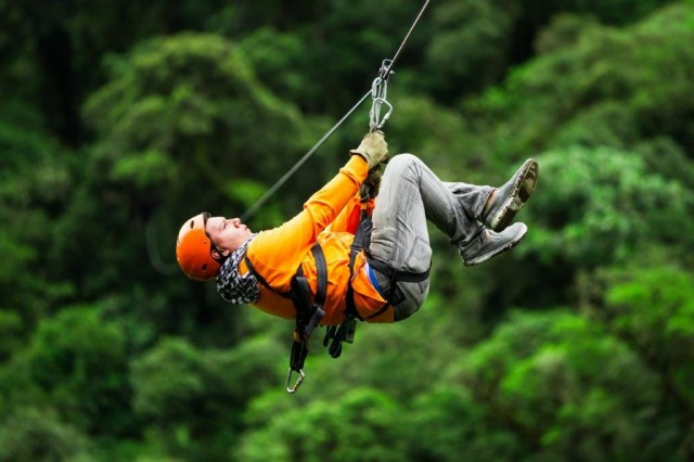 SA Forest Adventures - Hermanus Zipline