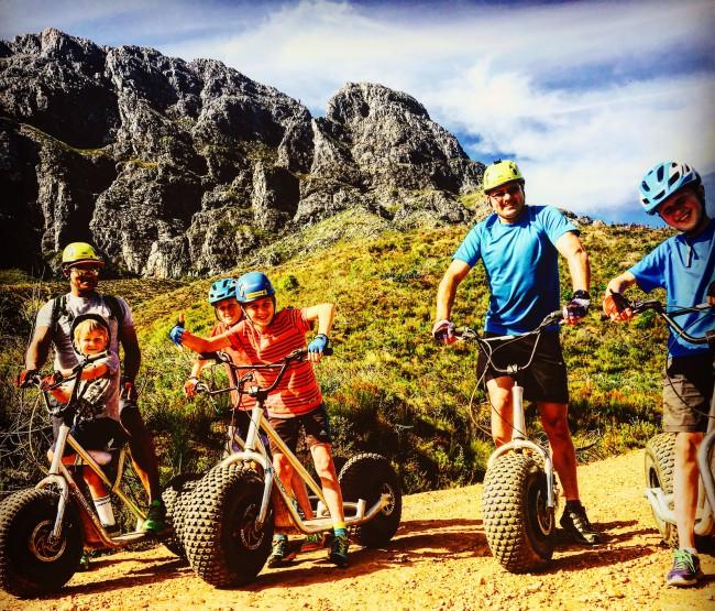 Scootours Stellenbosch
