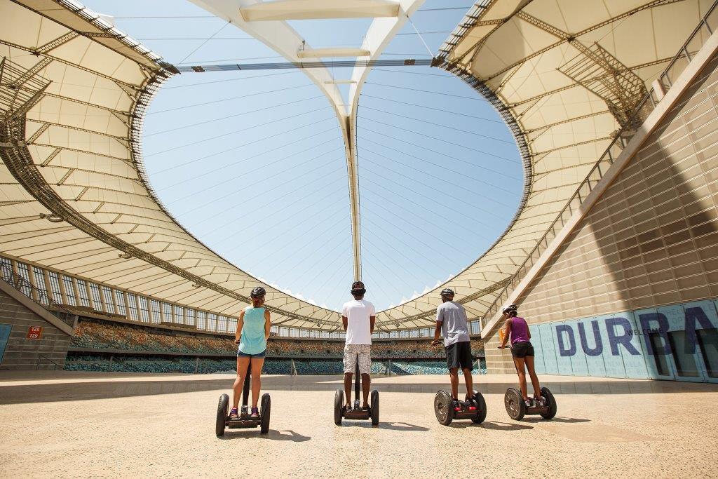 Segway Tours - Durban