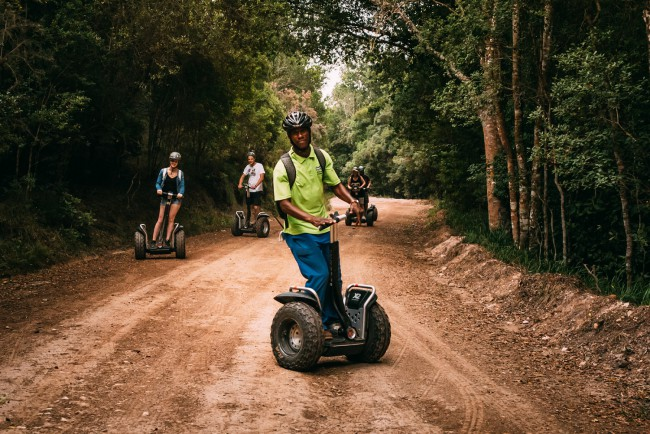 Segway Tours Tsitsikamma and Wilderness