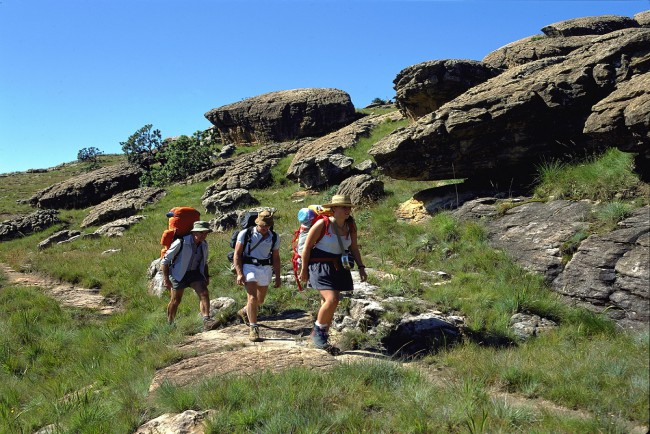 Sibebe Hiking Trails - Guided Hiking