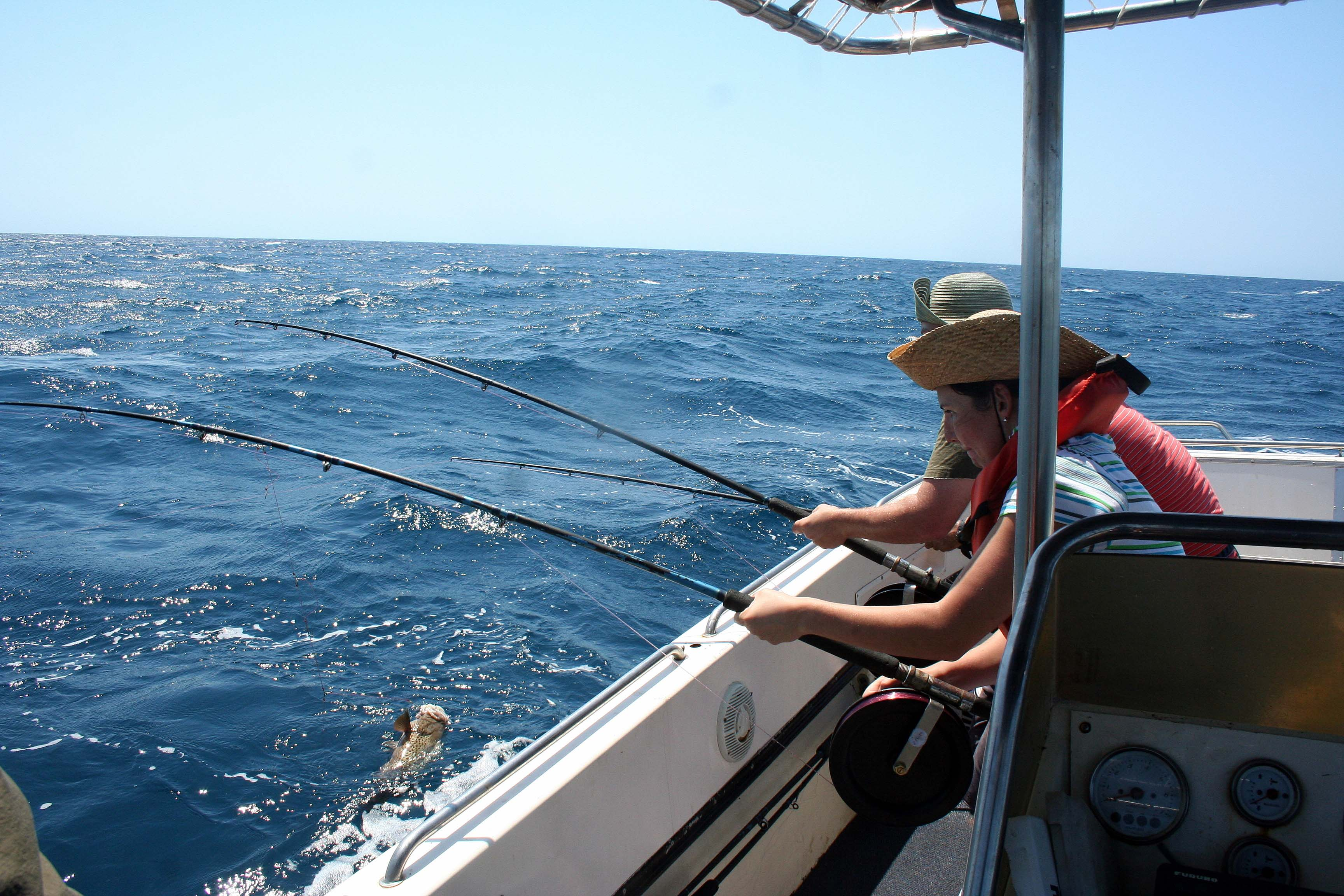 St Lucia Tours and Charters - Deep-Sea Fishing