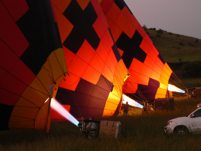 The Best Balloon Rides in South Africa - AirVentures, North West