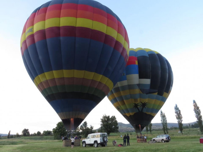 The Best Balloon Rides in South Africa - Clarens, Free State