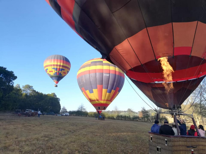 The Best Balloon Rides in South Africa - KZN Midlands