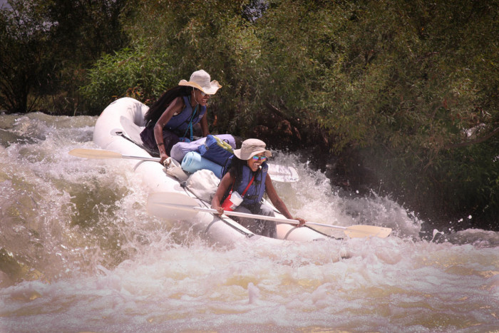 The Breede River - The Best White Water Rafting Rivers Near Me, South Africa