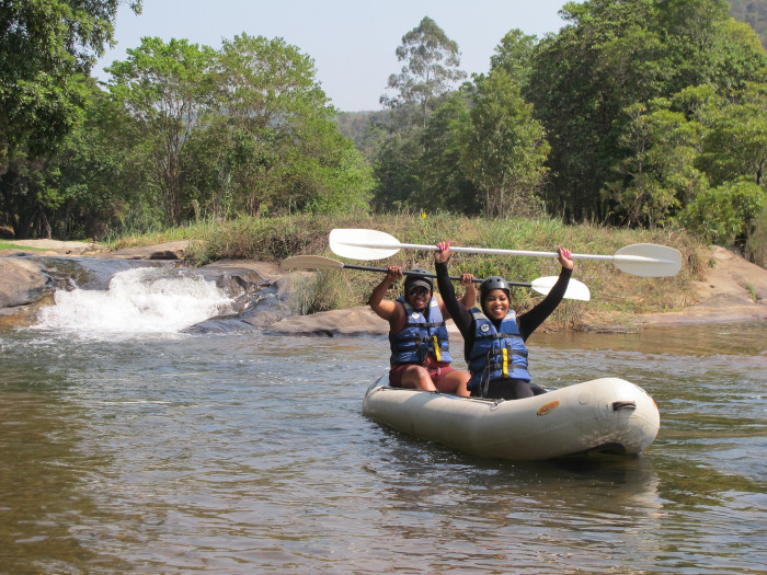 The Sabie River - The Best White Water Rafting Rivers, South Africa