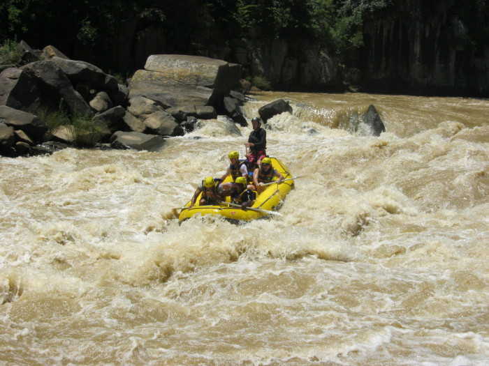 The Tugela River - The Best White Water Rafting Near Me, South Africa