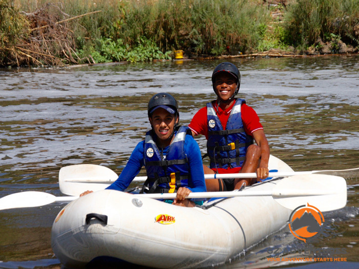 The Vaal River - The Best White Water Rafting Rivers Near Me, South Africa