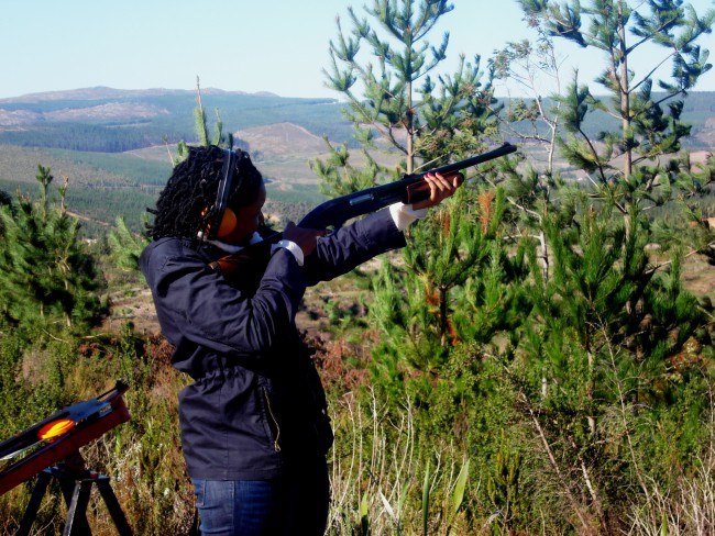 Tri Active Events Management - Clay Pigeon Shooting