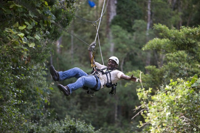 Stormsriver Adventures - Canopy Tours